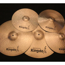 Hot sale Factory for B20 Crash Cymbal Percussion Intruments Handmade Drum Cymbals supply to Luxembourg Factories