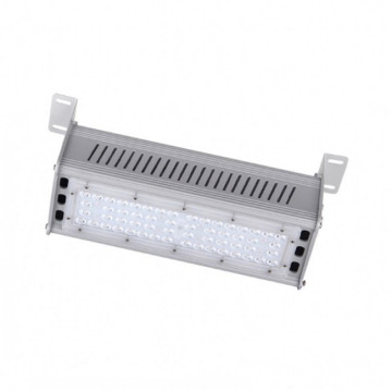 100W Recessed LED Highbay Light Line with 90-100lm / w