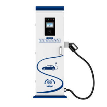 Swipe fast 14KW AC electric car fast charger