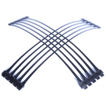 PP Uniaxial Biaxial Geogrid Earthwork Grille