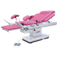 Hospital gynecology operating table