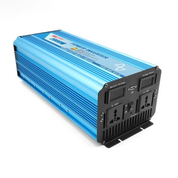 2000W High Efficiency Pure Sine Wave Power Inverter