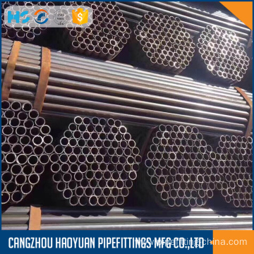 API5L Black Iron Pipe Welded Steel Pipe