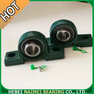 Plastic pillow block bearing преступления with ball bearing