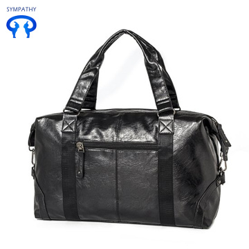 Multi-function PU travel bag