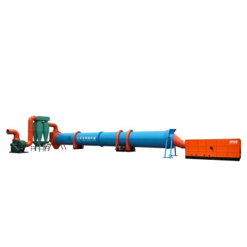 Small Biomass Sawdust Dryer
