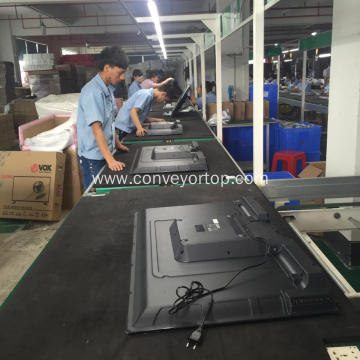 Automatic Electrical Control LCD TV Assembly Line