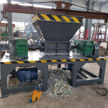 Waste Plastic Bottle Shredding Machine