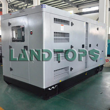 Goods high definition for Cummins Diesel Generator 80kva Cummins Soundproof Diesel Gen Set Price supply to Portugal Factory