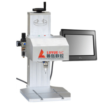 High Quality Automatic CNC Shot Peening Marking Machine