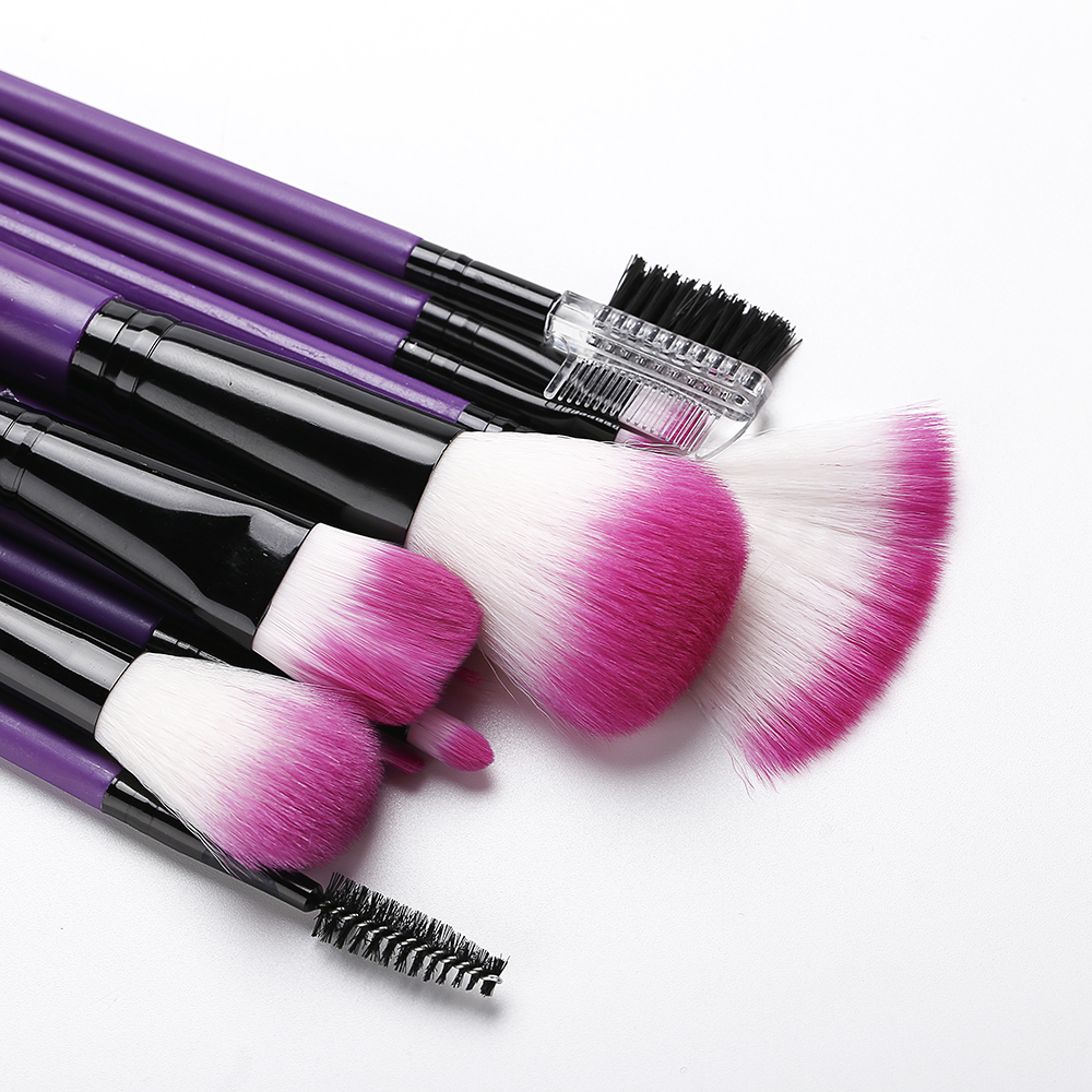 12 Pcs Make Up Brush Set