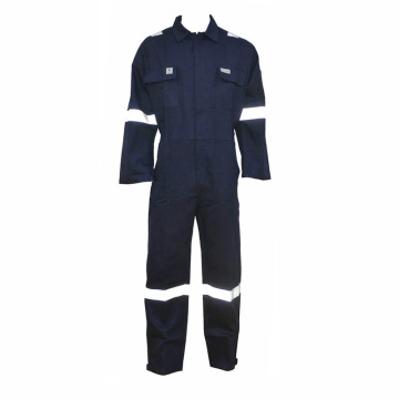 Hi-Vis Fire Retardant Work Coverall
