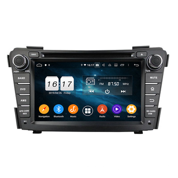 Good Quality for Universal Android 4.0 Car Radio 6.2 inch full touch universal dvd player export to South Korea Supplier