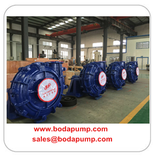 Grease Oil Lubrication Coal Water Pumps