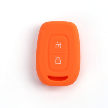 Silicone car remote control cover for Renault