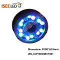 12W DC24V Round DMX Underwater LED Light