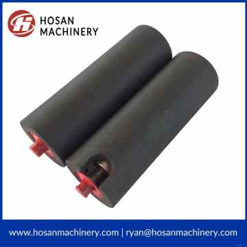 Big discounting for Bearing Composite Conveyor Rollers coal mine rubber conveyor belt idler roller supply to Sweden Exporter