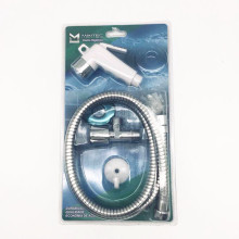 Bathroom Portable Vacuum Bidet Shattaf Set