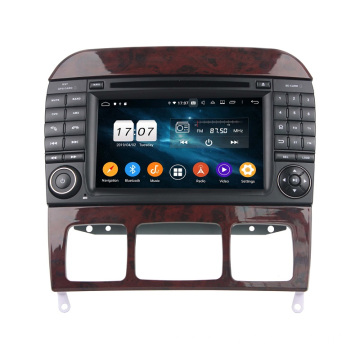 2019 Android 9.0 car radio for S class