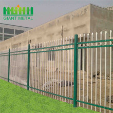 Stainless steel fence spears