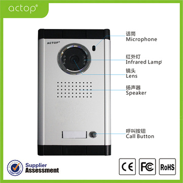 7 inch Video Doorphone Intercom Doorbell