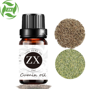 pure and organic natural Black Cumin essential oil