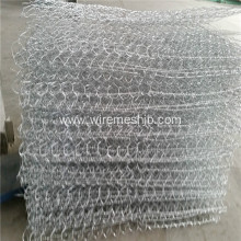 Galvanized Gabion Box For River Bank