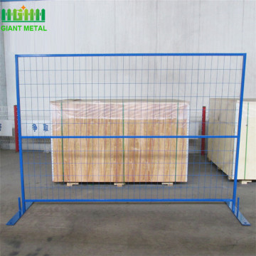 Cheap Hot Dip Galvanized Temporary Fence