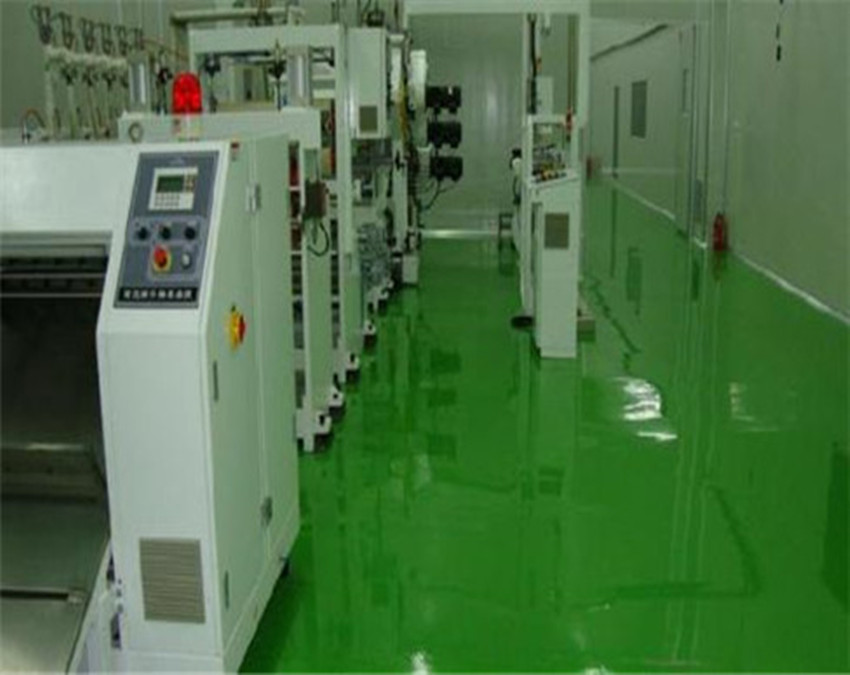 Solvent Free Epoxy Electrical Room Self Leveling