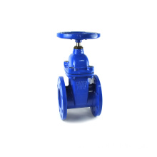 JKTL water pipe used gate valve with flanged connection