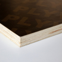 Hardwood Black Film 18mm Marine Plywood