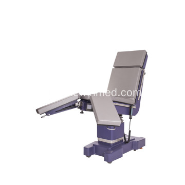 Battery optional hydraulic electric operating table