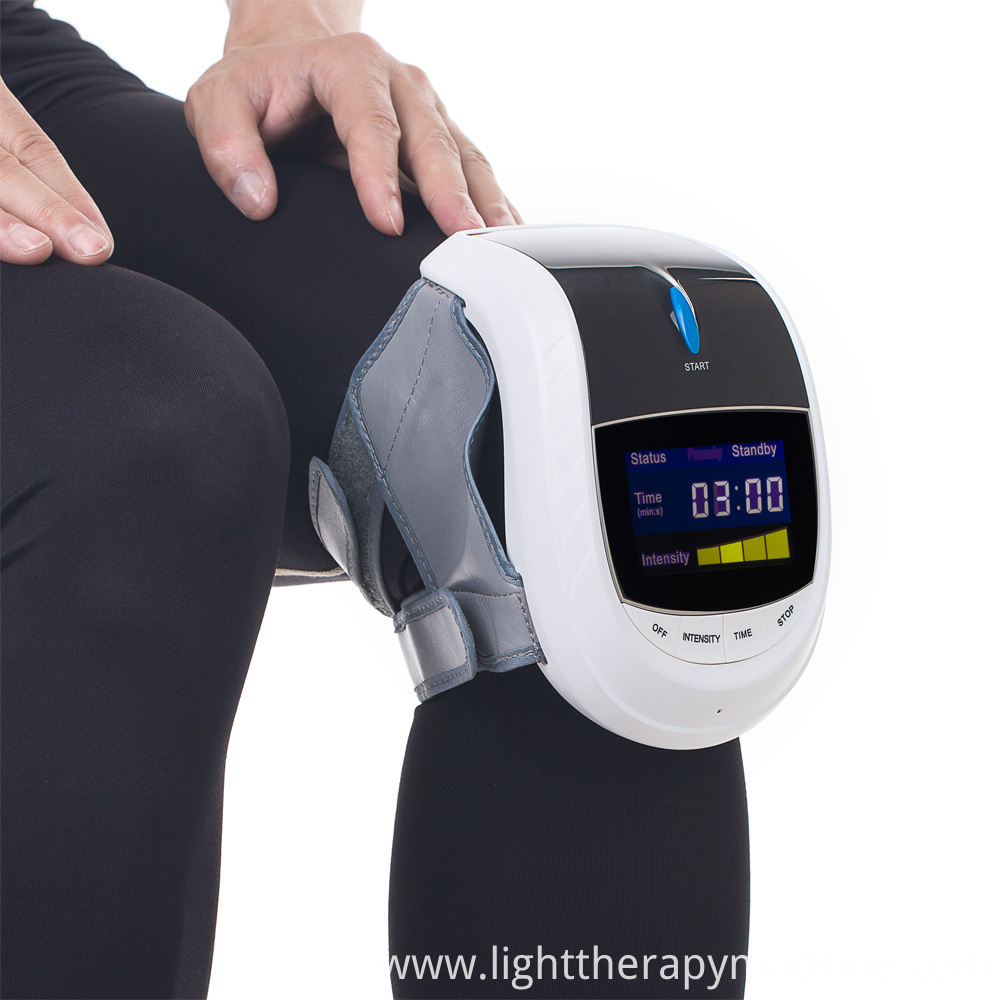 Laser Knee Therapy Machine