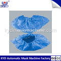 Non woven PE shoes cover Welding Machine