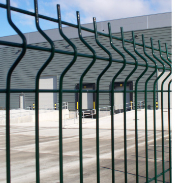 3d Welded Folding Wire Mesh Fence