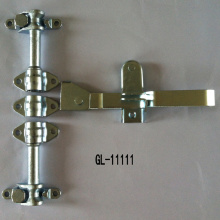 Galvanzied Truck Door Lock for 22mm Tube