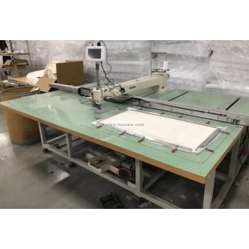 King Size Large CNC Programmable Pattern Sewing Machine