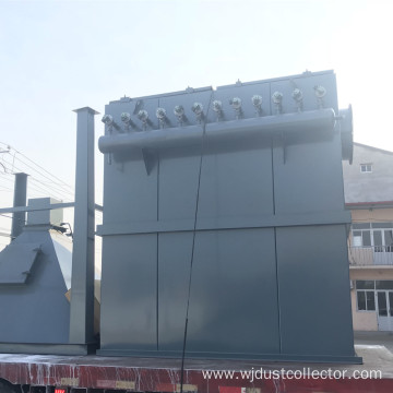 industrial equipment dust filter collector for coal dust