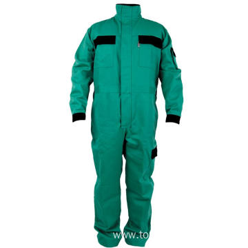 Flame Resistant Traditional Twill Overalls