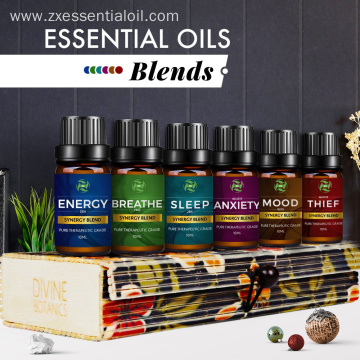 Top seller supply essential oil set 6