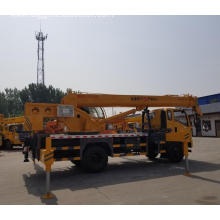 Best Quality for Mini Truck Crane Small Mini Mobile Truck Mounted Crane supply to Italy Wholesale