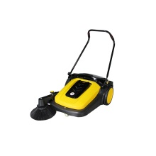 Hand-Push Sweeper for Clean