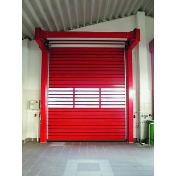 Garage High speed spiral Garage Safety Shutter Door
