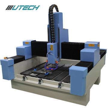 Cheap Tombstone/Marble/Granite 3 Axis Stone Cnc Router