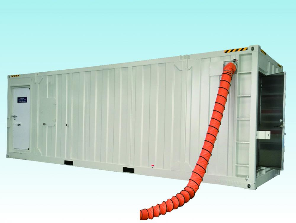 Prefab Equipment Container