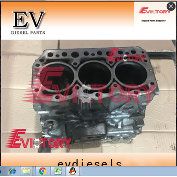 3D82E cylinder head block crankshaft connecting rod