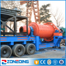 High Quality Mobile Ball Mill