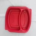 High Quality Plastic Disposable Lunch Box