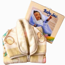 Muslin Baby Swaddle Blanket Baby Sac