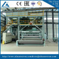 Low price AL-1600 S 1600mm non woven fabric making machine made in China